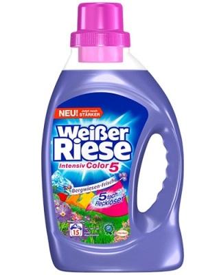 Weisser Riese Intense Color gel 15 prań 1,095 l