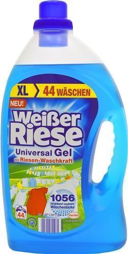 Weisser Riese Universal gel 44 prań 3,212 l