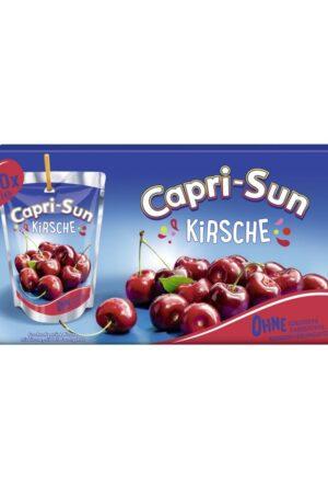 Capri Sun Cherry 200 ml – napój wiśniowy