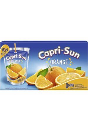 Capri Sun Orange 200 ml – napój pomarańczowy