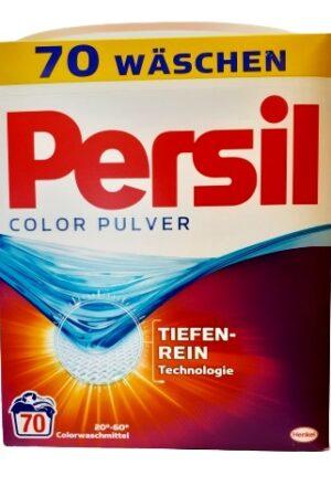 Persil Color Pulver 70 prań 4,55 kg DE NIEMIECKI
