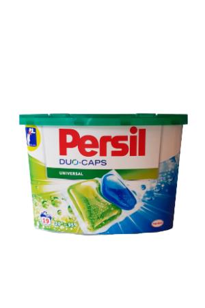 Persil Universal Duo-Caps 19 caps 475g