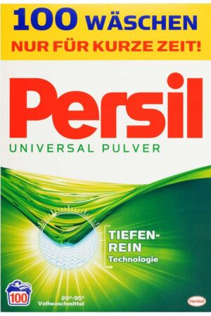 Persil Universal 100 prań 6,5 kg DE NIEMIECKI