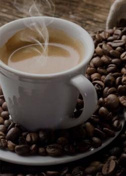 Kawa i słodycze