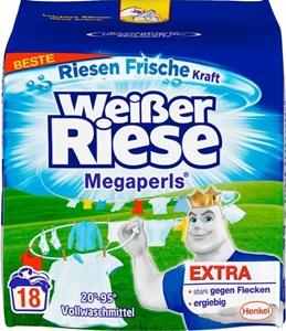 Weisser Riese Megaperls 18 prań 1,215 kg